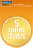 ImmoScout24 5 Jahre Premium Partner